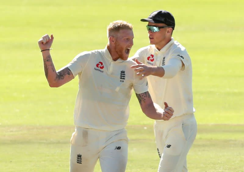 Root praise for 'born match-winner' Stokes after Newlands heroics