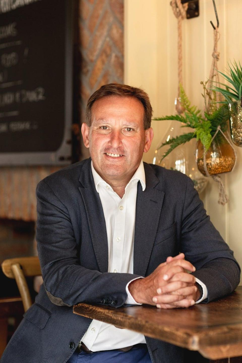 Clive Watson, executive chair of City Pub Group