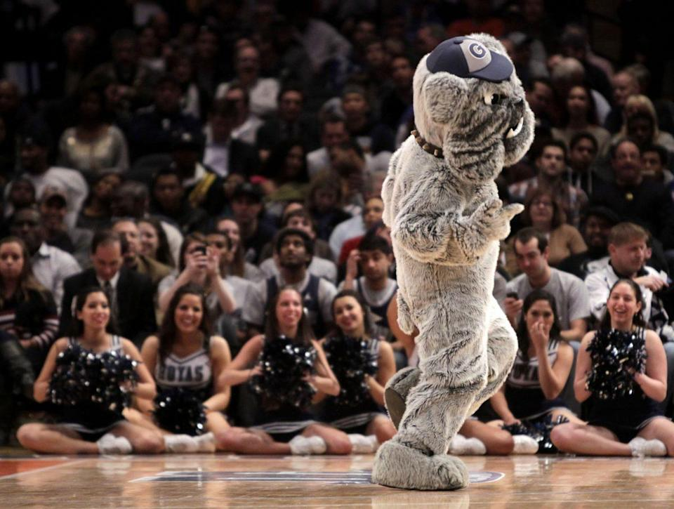 Georgetown has a proposal for those considering proposing (AP)