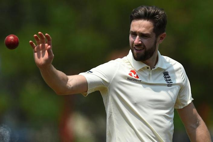 England's Chris Woakes is playing his first IPL