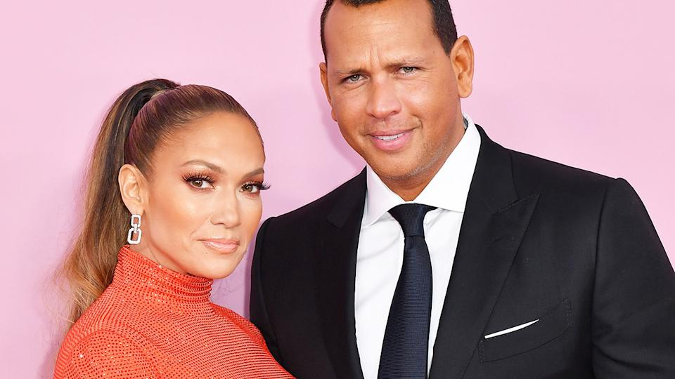 Jennifer Lopez and Alex Rodriguez, pictured here at the 2019 CFDA fashion awards in 2019.