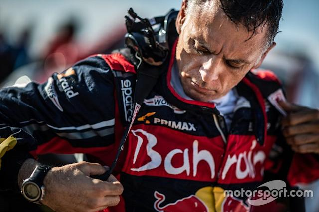 "#305 JCW X-Raid Team: Lucas Cruz <span class=""copyright"">X-Raid Team</span>"
