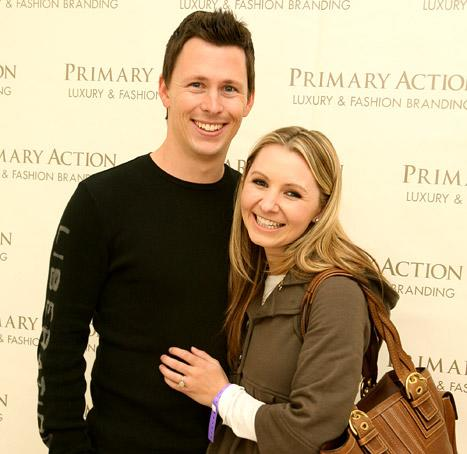 Beverley Mitchell Pregnant With First Child!