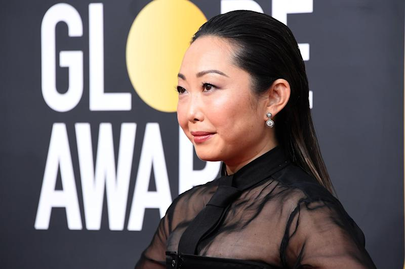 BEVERLY HILLS, CALIFORNIA - JANUARY 05: Lulu Wang attends the 77th Annual Golden Globe Awards at The Beverly Hilton Hotel on January 05, 2020 in Beverly Hills, California. (Photo by Steve Granitz/WireImage)