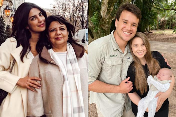 How Celebrities Are Celebrating Mother's Day 2021