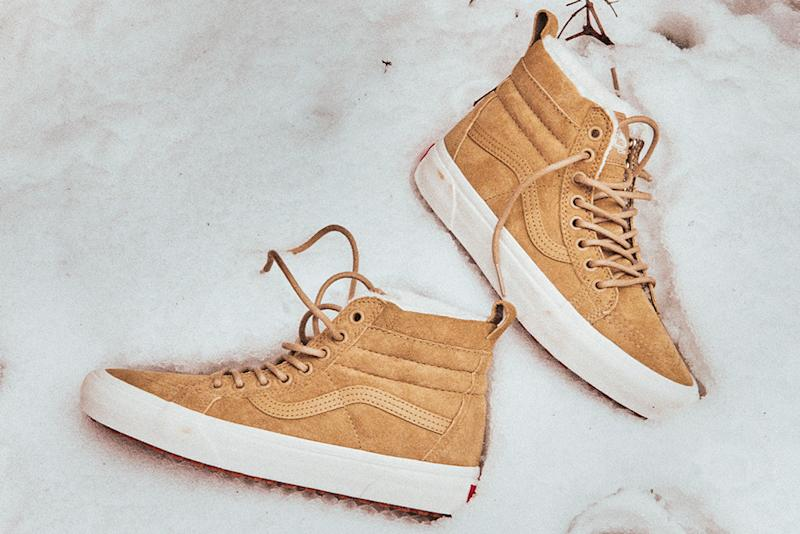 0bd580253d75 Vans Has New Sneakers Coming Built to Withstand All Weather Conditions