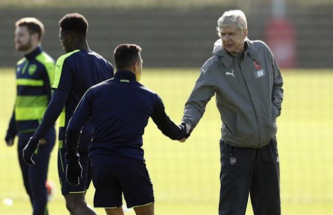 Arsene Wenger, Alexis Sanchez, Arsenal news, Alexis Sanchez news, Arsene Wenger and Alexis Sanchez make u