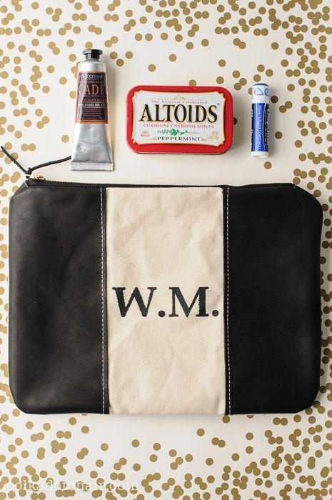"""<p>If your father is a frequent flier, he will definitely get good use out of this toiletry bag.</p><p><strong>Get the tutorial at <a href=""""https://www.polkadotchair.com/monogrammed-leather-dopp-kit-tutorial/"""" rel=""""nofollow noopener"""" target=""""_blank"""" data-ylk=""""slk:Polkadot Chair"""" class=""""link rapid-noclick-resp"""">Polkadot Chair</a>.</strong></p><p><strong><a class=""""link rapid-noclick-resp"""" href=""""https://www.amazon.com/Simpli-Magic-79196-Canvas-Drop-Cloth/dp/B07RT6SPCS/ref=sr_1_13?dchild=1&keywords=canvas&qid=1589216506&sr=8-13&tag=syn-yahoo-20&ascsubtag=%5Bartid%7C10050.g.1171%5Bsrc%7Cyahoo-us"""" rel=""""nofollow noopener"""" target=""""_blank"""" data-ylk=""""slk:SHOP CANVAS"""">SHOP CANVAS</a><br></strong></p>"""
