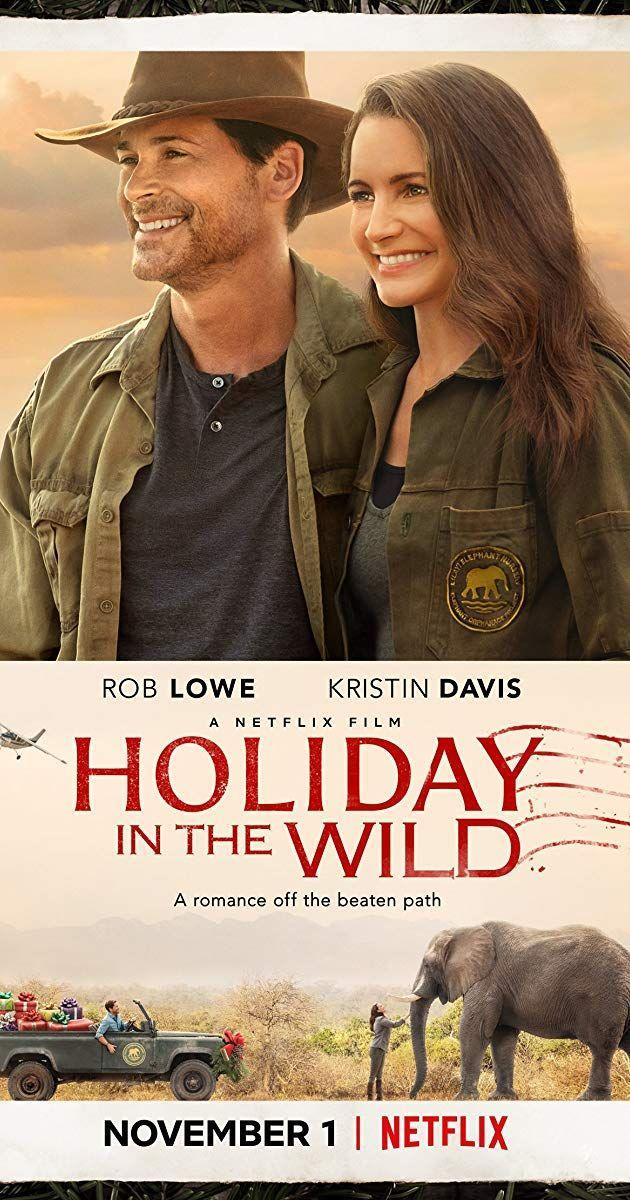 """<p>Kristin Davis and Rob Lowe star in this holiday movie about a woman who embarks on a safari by herself where she meets an elephant conservationist.</p><p><a class=""""link rapid-noclick-resp"""" href=""""https://www.netflix.com/title/80231468"""" rel=""""nofollow noopener"""" target=""""_blank"""" data-ylk=""""slk:STREAM NOW"""">STREAM NOW</a></p>"""