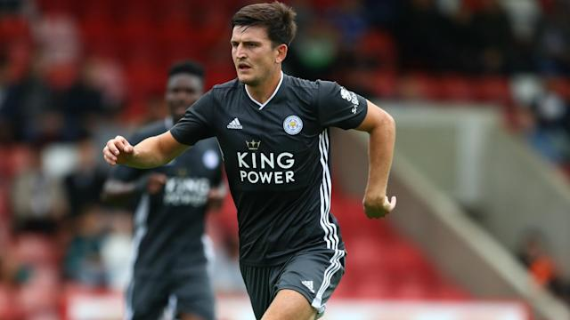 Amid the transfer rumours, Leicester City defender Wes Morgan said in-demand centre-back Harry Maguire has not changed.