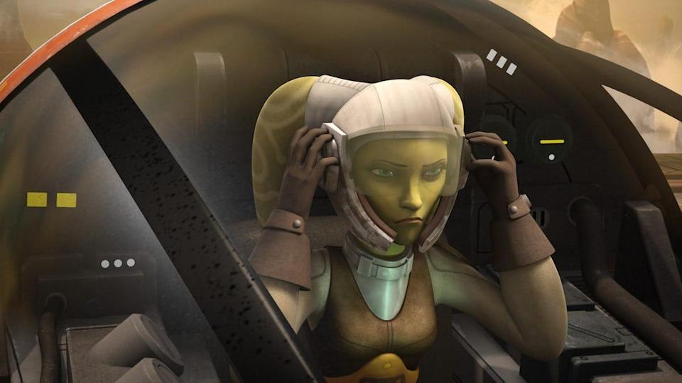 Star Wars Rebels explores what happened between the prequel trilogy and the original trilogy.