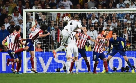 Real Madrid can't knock Atletico out this time (Getty Images)