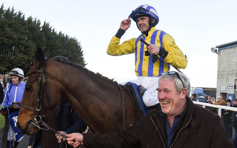Ruby Walsh wins on Lareena at Thurles - Sportsfile