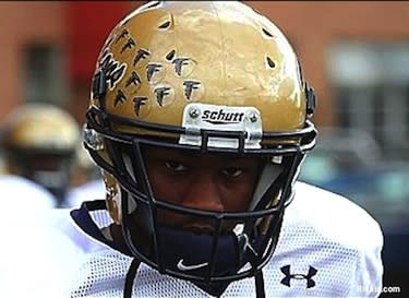 Good Counsel wide receiver Stefon Diggs