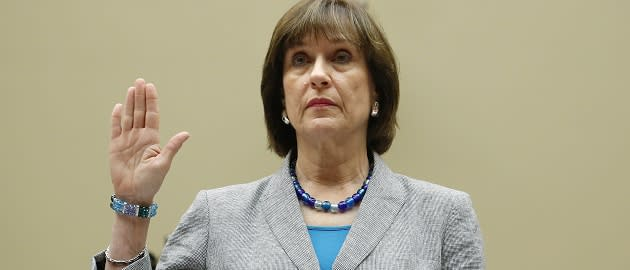 IRS: So… Our Computer Crashed And Erased All Of Lois Lerner's Emails