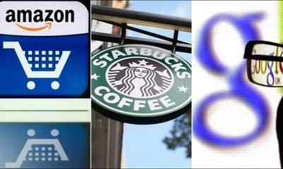 Tax: Starbucks, Google And Amazon 'Immoral'