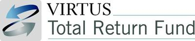 Virtus Total Return Fund logo. (PRNewsFoto/Virtus Total Return Fund)