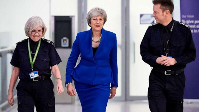 Theresa May faces no-confidence vote after historic defeat on Brexit deal (ABC News)