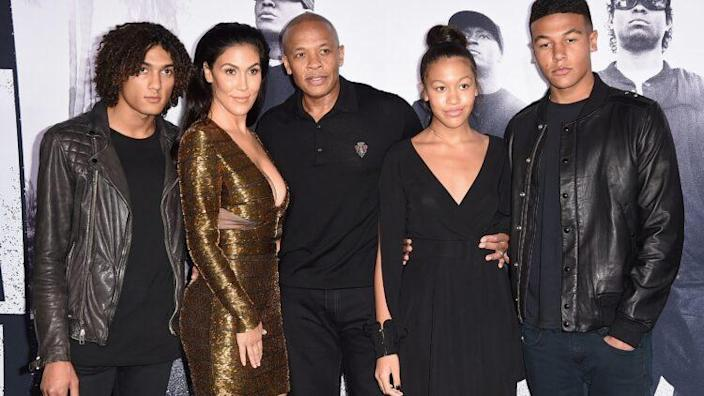 """Universal Pictures And Legendary Pictures' Premiere Of """"Straight Outta Compton"""" - Arrivals"""