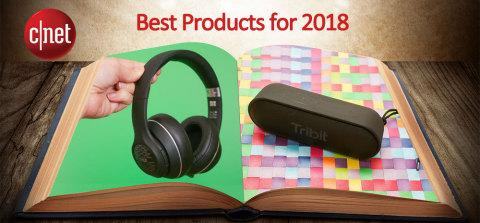 0ba38235510 Tribit XSound Go Ranks 5th Among CNET Top 15 Best Bluetooth Speakers for  2018