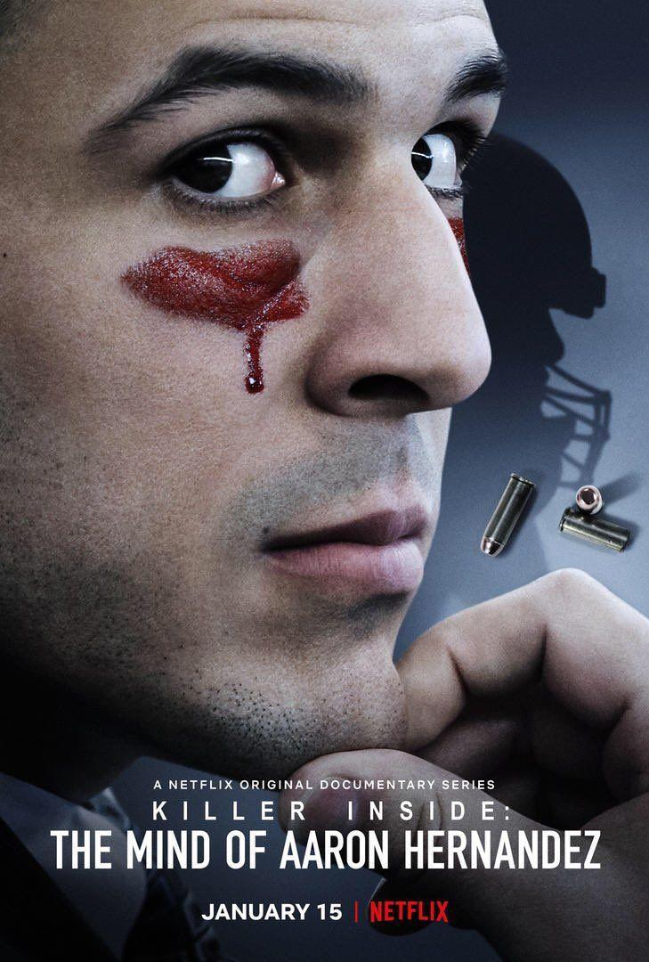 """<p>Sports fans and true crime fans alike have been buzzing about <em>Killer Inside</em>, which delves into former Patriots star Aaron Hernandez's life and death. He was sent to jail for the murder of his fiancée's sister's boyfriend and later died by suicide in prison. The docuseries explores what went wrong in Aaron's life, through interviews with friends, players, and others close to him.</p><p><a class=""""link rapid-noclick-resp"""" href=""""https://www.netflix.com/watch/81090138?trackId=13752289&tctx=0%2C0%2C2f72929627b4cef167e59255dbfd624949c876fa%3Ae036b87875ba19ea8aec36da1eabd9e6c995b51b%2C%2C"""" rel=""""nofollow noopener"""" target=""""_blank"""" data-ylk=""""slk:Watch Now"""">Watch Now</a></p>"""