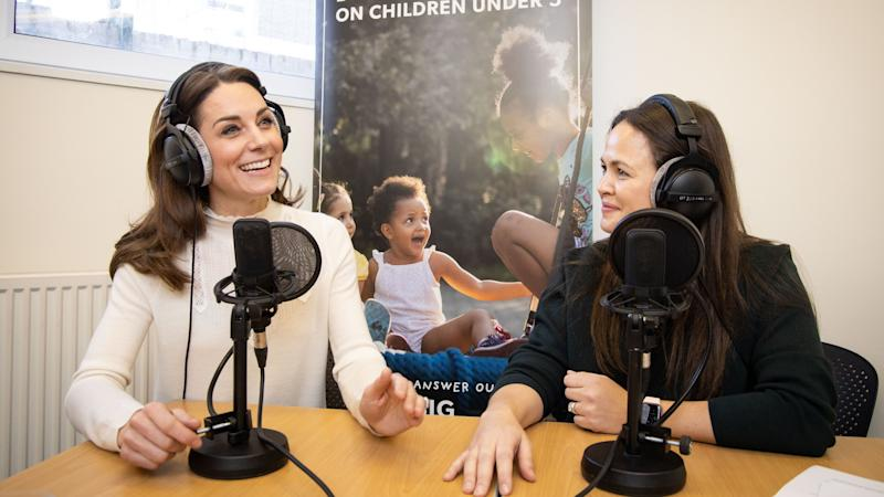 Giovanna Fletcher: Interviewing Kate was like 'just talking to another mum'