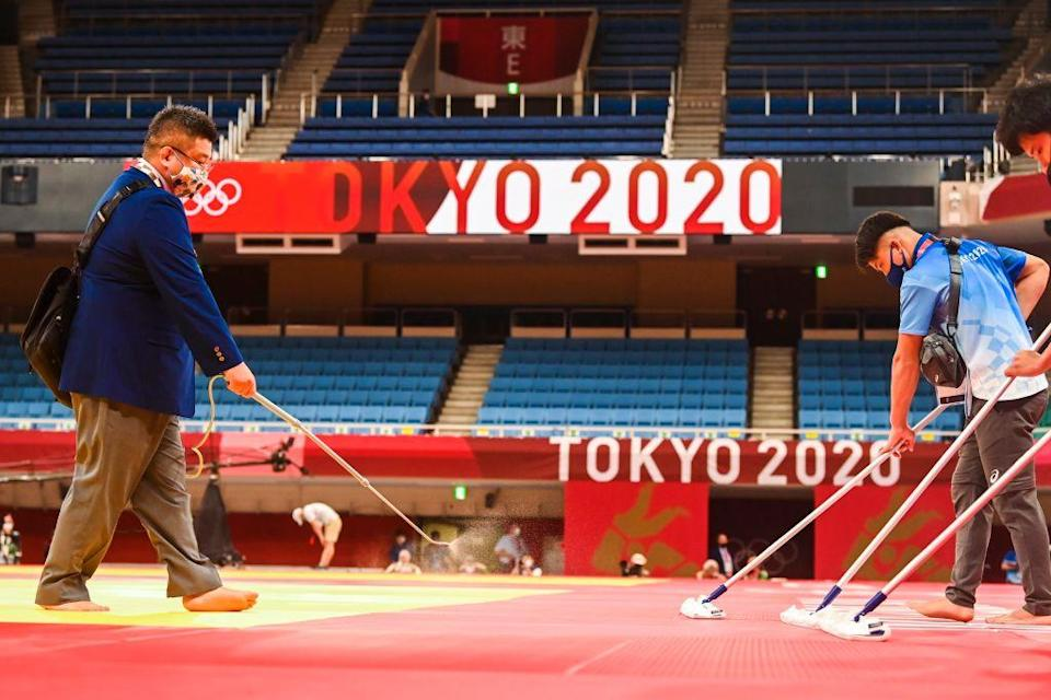 Tokyo 2020 Olympic Games - 24/07/2021