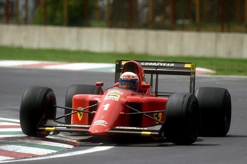 Race of my life: Alain Prost on Mexico 1990