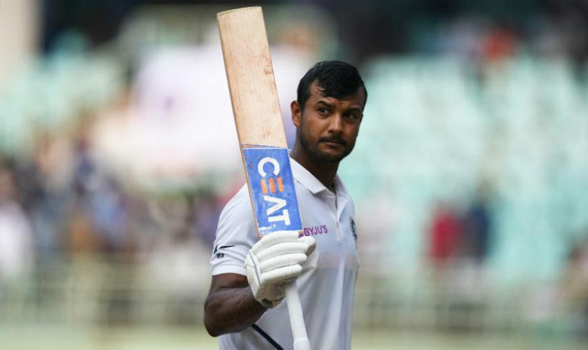 Mayank Agarwal India's Predicted Playing XI For Test Series Against Australia