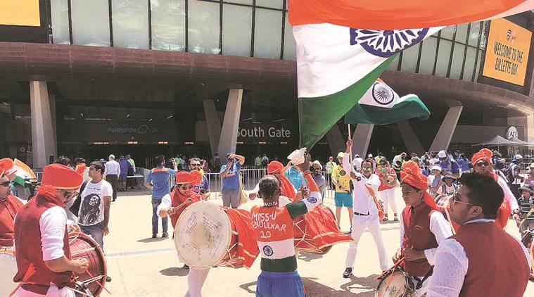 'Dhol-tasha' troupe finds its way to Adelaide, cheers on Indian cricket team, india vs australia