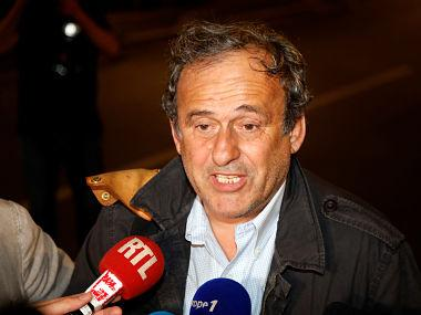 Michel Platini released from custody after hours of questioning over awarding FIFA World Cup 2022 hosting rights to Qatar