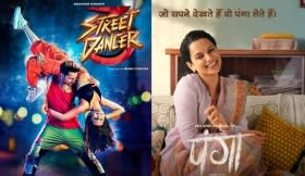 Varun Dhawan's 'Street Dancer 3D' quashes Kangana Ranaut's 'Panga' at the box office