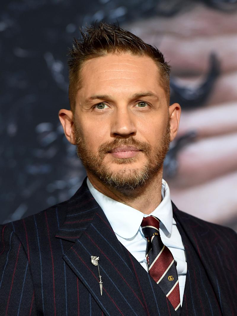 Tom Hardy (Photo: Kevin Winter via Getty Images)