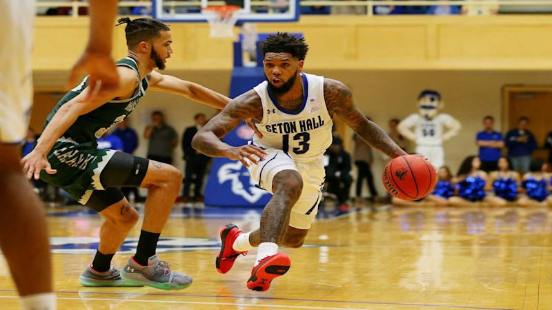 Seton Hall's Myles Powell injures ankle, could see a 'prolonged absence'