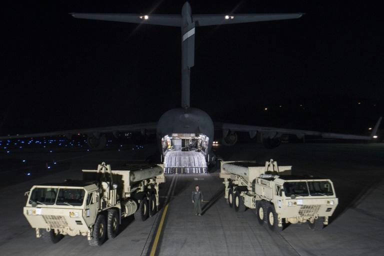 The THAAD deployment has infuriated China, which argues that it will destabilise the region