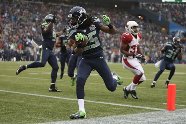 1b3388a8a52 Seahawks  Richard Sherman wants to  destroy  the NFL and become the best CB  of all time