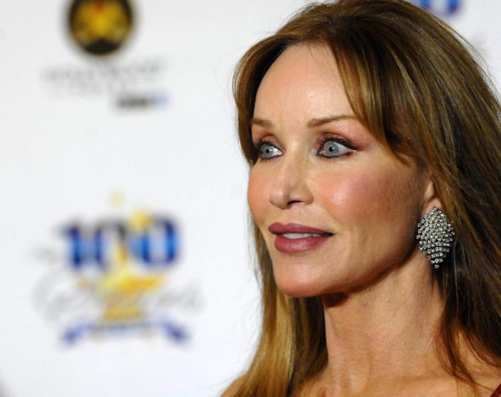 Actress Tanya Roberts is not actually dead, according to a new statement from her publicist.
