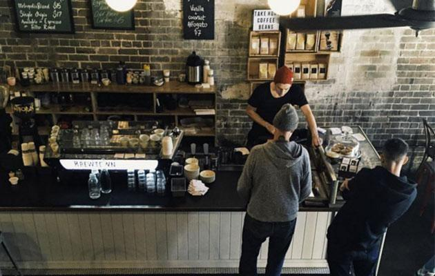 In fifty-fifth place: trendy hipster cafe Brewtown Newtown. Photo: Instagram