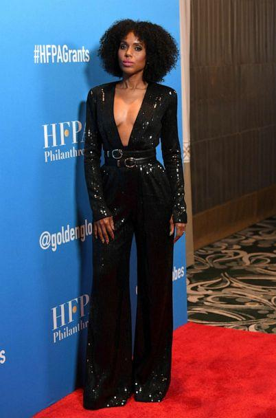 PHOTO: Kerry Washington attends Hollywood Foreign Press Association's Annual Grants Banquet at Regent Beverly Wilshire Hotel on July 31, 2019, in Beverly Hills, Calif. (Kevin Winter/Getty Images)