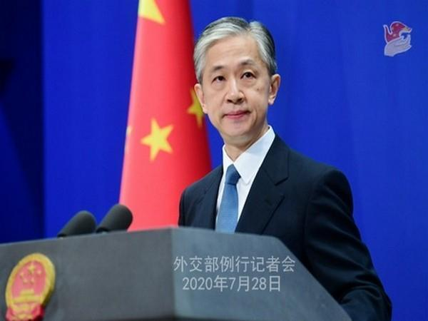 China's Foreign Ministry spokesperson Wang Wenbin