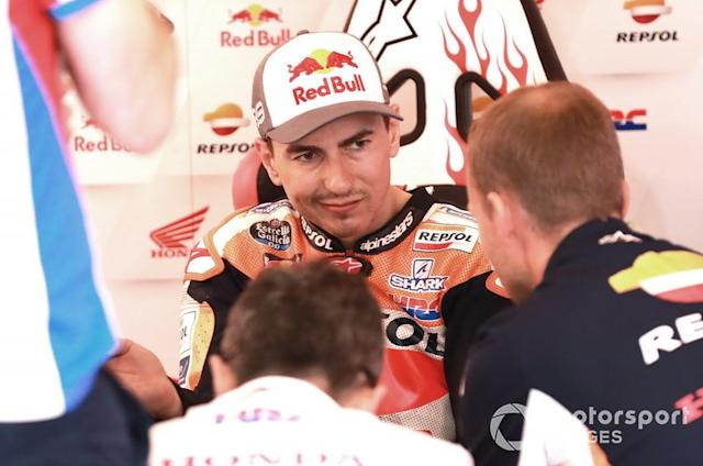 "Jorge Lorenzo, Repsol Honda Team <span class=""copyright"">Gold and Goose / LAT Images</span>"