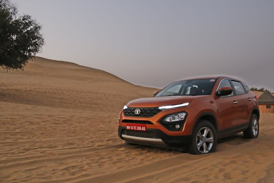 <p>That will come later, after 6-12 months, along with a petrol version. </p>