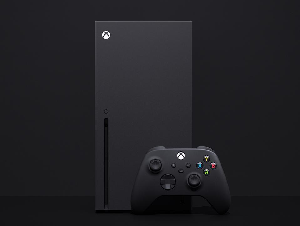 Microsoft's Xbox Series X is a beast of a machine. (Image: Microsoft)
