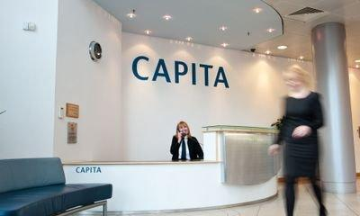 Capita taps shareholders after reporting £513m pre-tax loss
