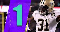 <p>The Saints offense has vanished, but all that really mattered on Monday night was getting the win. Now they have two home games, and need to win just one, for the all-important No. 1 seed in the NFC. (Chris Banjo, Eli Apple) </p>