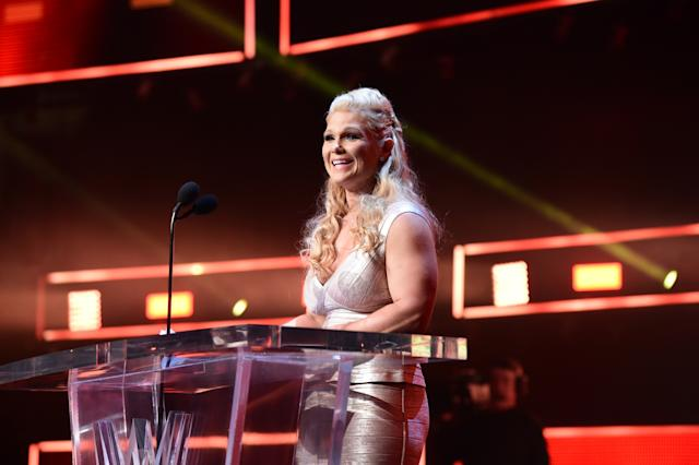 WWE Hall of Fame Beth Phoenix