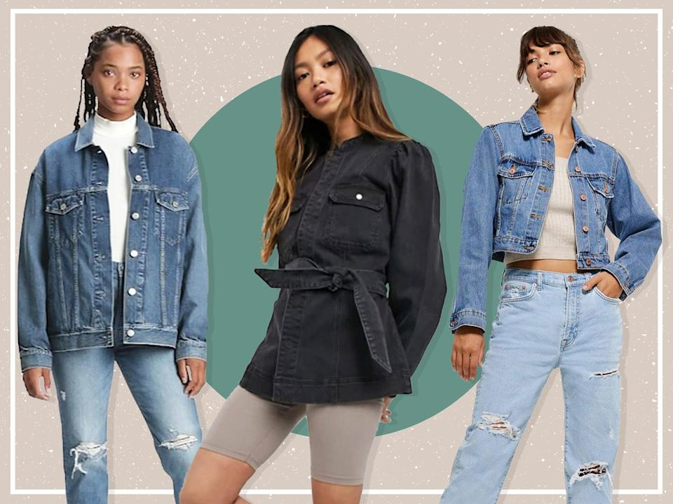<p>When looking for the right one, we've taken into account fit - cropped, straight or oversized - and pockets, for functionality and style purposes.</p> (iStock/The Independent)