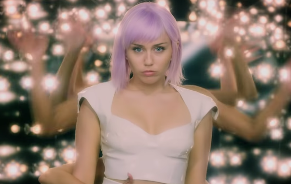 """<p>The latest installment of <em>Black Mirror,</em> a series that offers up an often dark, sometimes sweet (hello, San Junipero!) take on technology in a not so distant future, features an episode with Miley Cyrus as a pop star whose """"charmed existence isn't quite as rosy as it appears."""" <a href=""""https://www.glamour.com/story/black-mirror-season-5-review-miley-cyrus-episode?mbid=synd_yahoo_rss"""" rel=""""nofollow noopener"""" target=""""_blank"""" data-ylk=""""slk:Sound familiar"""" class=""""link rapid-noclick-resp"""">Sound familiar</a>?</p> <p><a href=""""https://www.netflix.com/title/70264888"""" rel=""""nofollow noopener"""" target=""""_blank"""" data-ylk=""""slk:Available to stream on Netflix"""" class=""""link rapid-noclick-resp""""><em>Available to stream on Netflix</em></a></p>"""