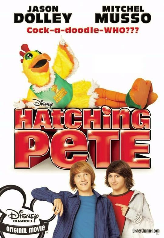 <p>The main thing you need to know about <i>Hatching Pete</i> is that the main character's name is Cleatus. Cleatus. Anyway, he's the kid in the school mascot uniform until his friend Pete has to secretly take over. The stakes don't get higher than this, folks.<br><br><i>(Credit: Disney Channel)</i> </p>