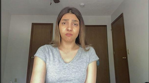 PHOTO: Nasrin Nawa is a former journalist who was based in Kabul, Afghanistan.  (ABC)